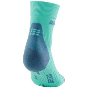 cep Short Socks 3.0 Homme, mint/grey
